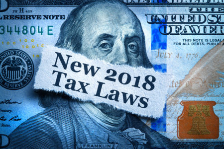 New 2018 Tax Laws